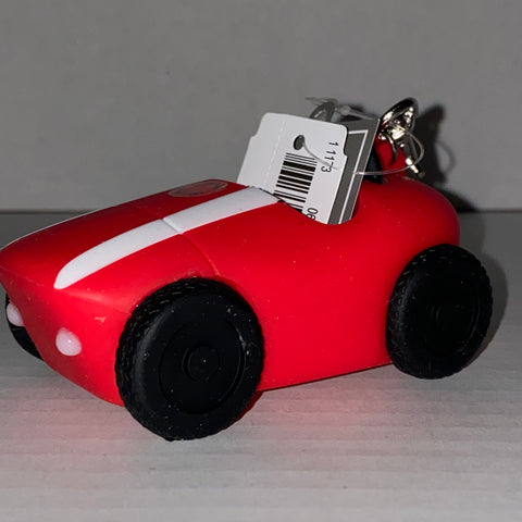 Bath & Body Works Noise Making Race Car Pocketbac Holder
