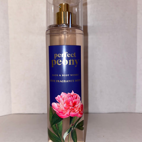 Bath & Body Works Perfect Peony Fragrance Mist