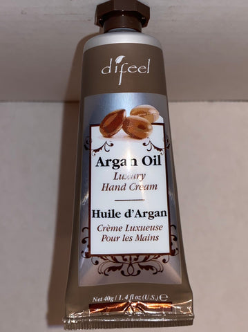 Luxury Hand Cream- Argan Oil