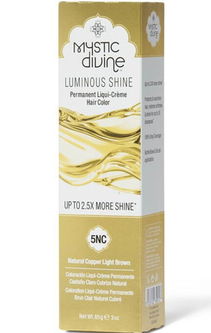 5NC Natural Copper Light Brown Liqui-Creme Permanent Hair Color