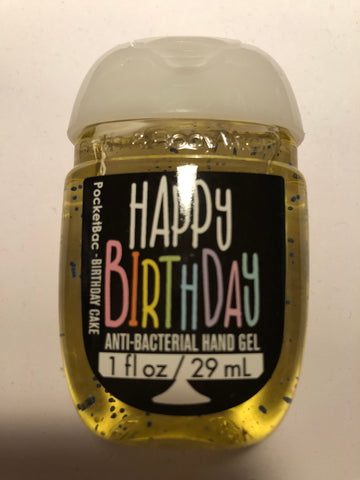 Bath & Body Works  Happy Birthday  Pocketbac