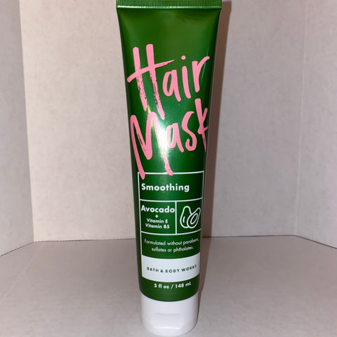 Bath & Body Works Smoothing Hair Mask