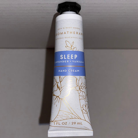 Bath & Body Works Aromatherapy Lavender Vanilla Hand Cream