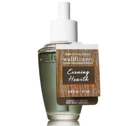 Bath & Body Works Evening Hearth Wallflower Refill