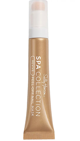 Sally Hansen Revive Peel-Off Nail Mask Treatment Gold