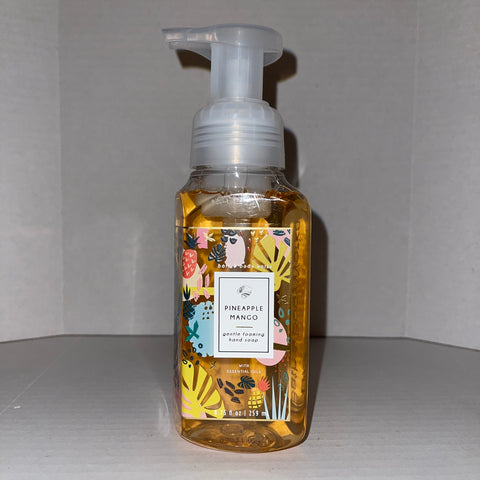 Bath & Body Works Pineapple Mango Hand Soap