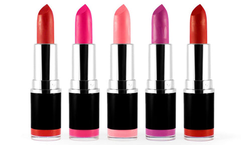 Revolution Freedom Makeup London Pro Matte Lipstick Collection