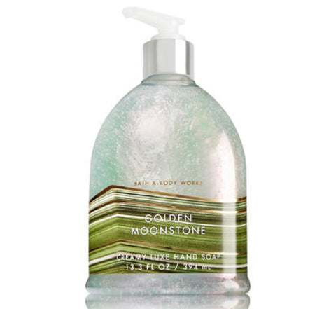 Bath & Body Works Golden Moonstone Creamy Luxe Hand Soap