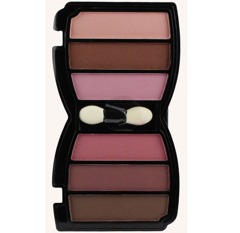 Kleancolor 6 Color Contour Eyeshadow Cream to Paste