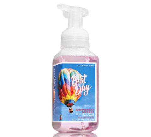 Bath & Body Works Raspberry Sorbet Foaming Hand Soap