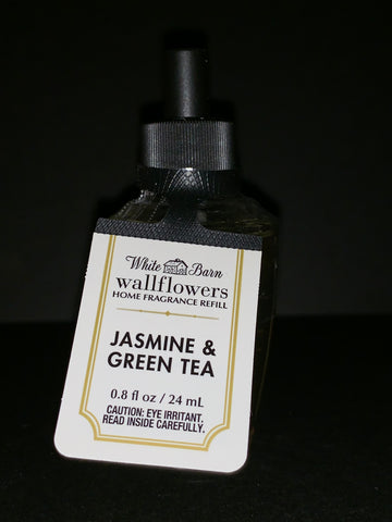 Bath & Body Works Jasmine & Green Tea Wallflower Refill