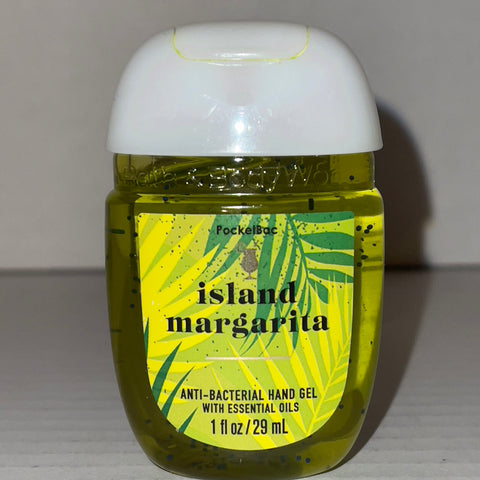 Bath & Body Island Margarita  Pocketbac