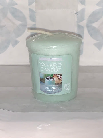 Yankee Candle Alpine Mint Votive