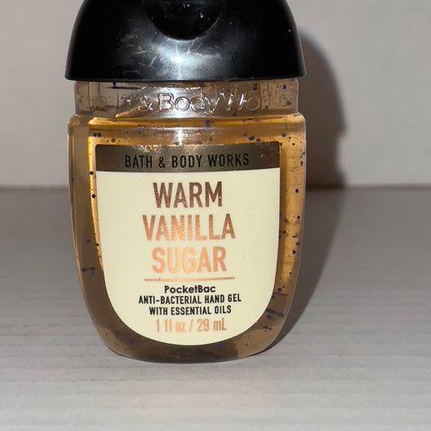 Bath & Body Works  Warm Vanilla Sugar  Pocketbac