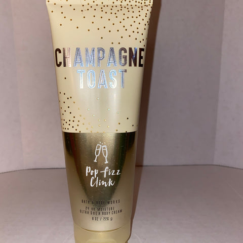 Bath & Body Works Champagne Toast Body Cream