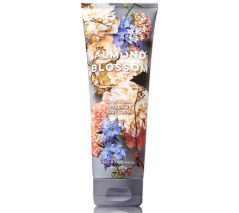 Bath & Body Works Almond Blossom Body Cream