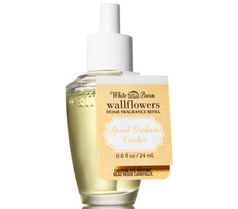 Bath & Body Works Spiced Graham Cracker Wallflower Refill
