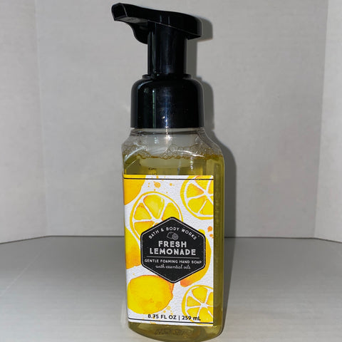 Bath & Body Works Fresh Lemonade Hand Soap