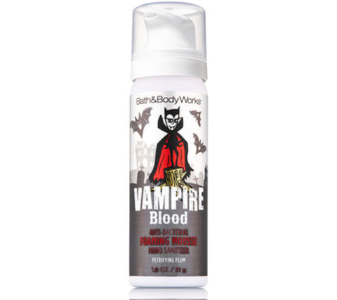 Bath & Body Works Vampire Blood Foaming Hand Sanitizer Mousse
