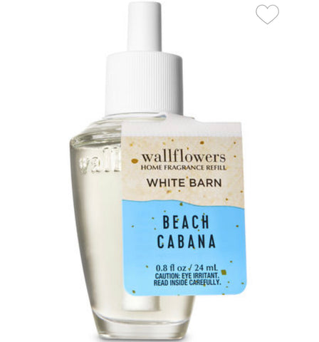 Bath & Body Works Beach Cabana Wallflower Refill