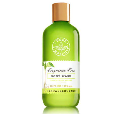 Bath & Body Works Hypoallergenic  Wash