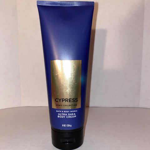 Bath & Body Works Cypress Men's Body Cream