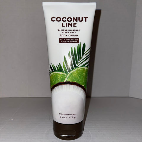Bath & Body Works Coconut Lime Body Cream