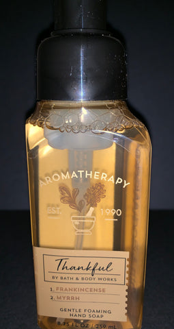 Bath & Body Works Thankful Hand Soap