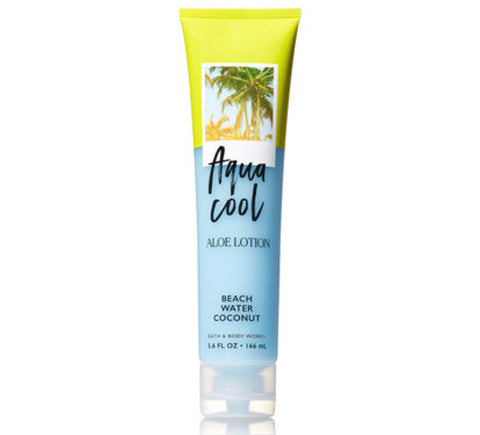Bath & Body Works Beach Water Coconut Aloe Lotion