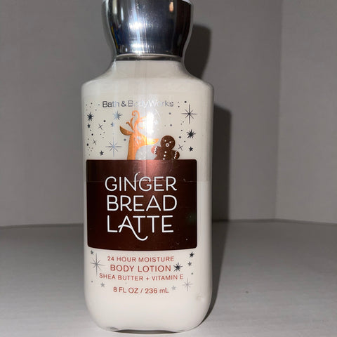 Bath & Body Works Gingerbread Latte Lotion