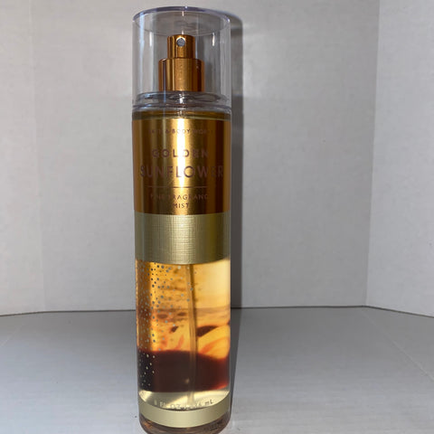 Bath & Body Works Golden Sunflower Fragrance Mist
