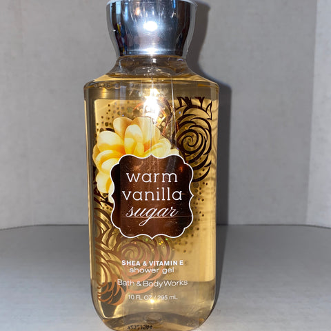 Bath & Body Works Warm Vanilla Sugar Shower Gel