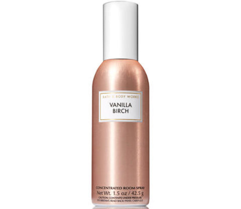 Bath & Body Works Vanilla Birch Room Spray