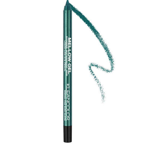 Kleancolor Mellow Gel Eyeliner Pencil Shimmer Pine Blush Gleam