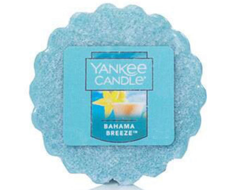 Yankee Candle Bahama Breeze Wax Tart