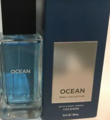 Bath & Body Works Men's Ocean Cologne