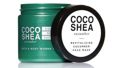 Bath & Body Works CocoShea Face Mask