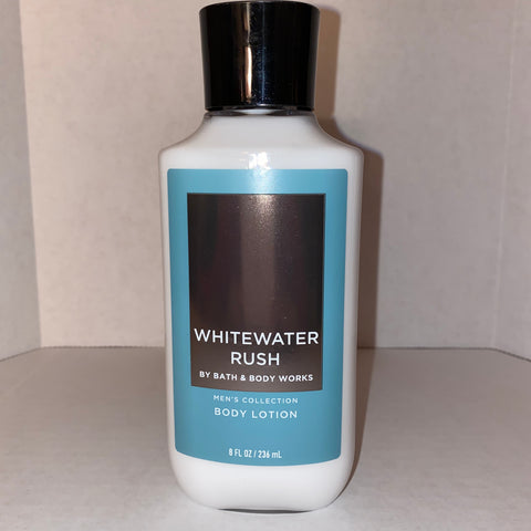 Bath & Body Works Whitewater Rush Men's Lotion