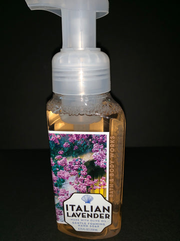 Bath & Body Works Italian Lavender Hand Soap