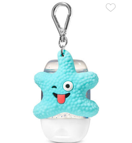 Bath & Body Works Starfish Emoji Pocketbac Set