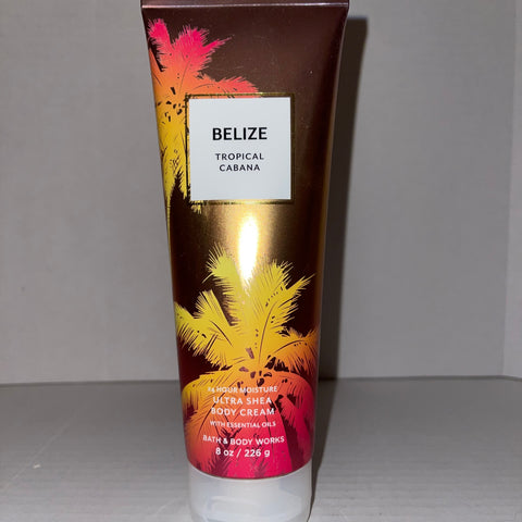 Bath & Body Works Belize Body Cream