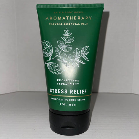 Bath & Body Works Aromatherapy Stress Relief Scrub