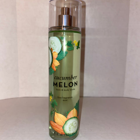Bath & Body Works Cucumber Melon Fragrance Mist