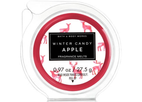 Bath & Body Works Winter Candy Apple Wax Melt