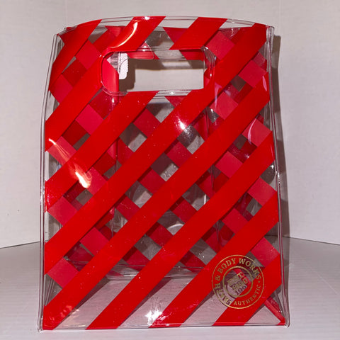 Bath & Body Works Red Gift Bag