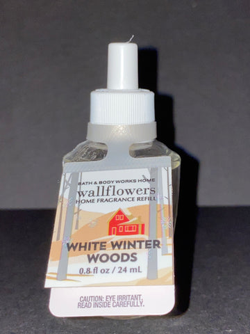 Bath & Body Works White Winter Woods Wallflower Refill