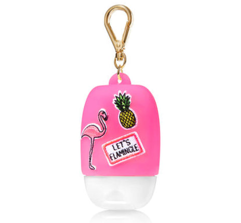 Bath & Body Works Let's Flamingo Pocketbac Set