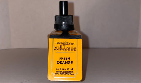 Bath & Body Works Fresh Orange Wallflower Refill