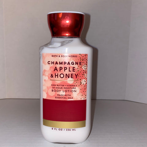 Bath & Body Works Champagne Apple & Honey Body Lotion