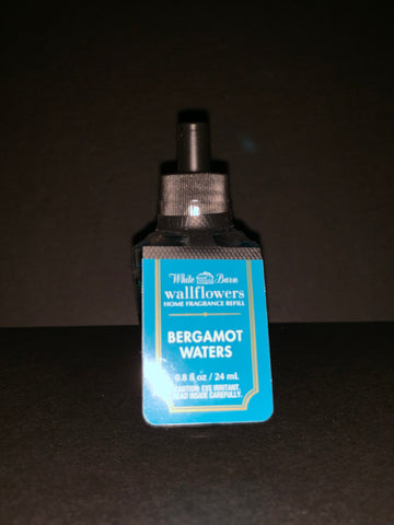 Bath & Body Works Bergamot Waters Wallflower Refill